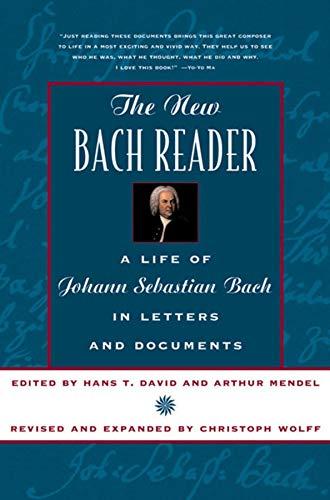 9780393319569: New Bach Reader