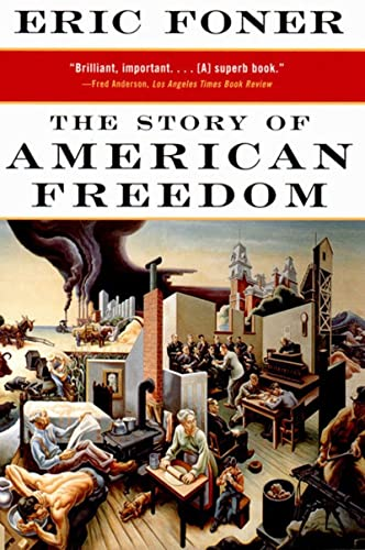 9780393319620: The Story of American Freedom (Paper)