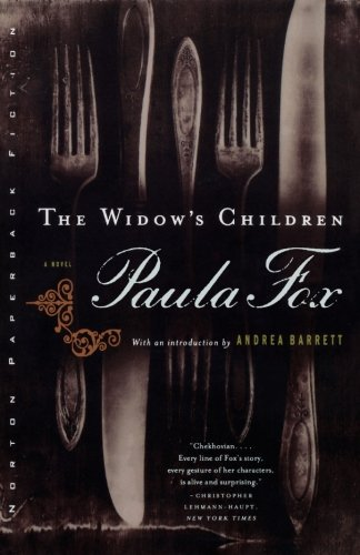 9780393319637: The Widow's Children: A Novel