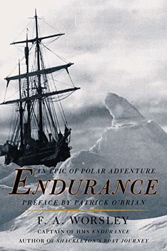 Endurance: Worsley, Frank Arthur