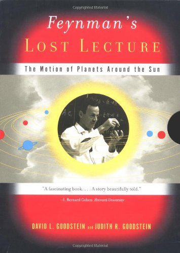 9780393319958: Feynman's Lost Lecture: The Motion of Planets Around the Sun [With CDROM]