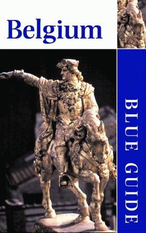 9780393320121: Blue Guide Belgium (Ninth Edition) (Blue Guides)