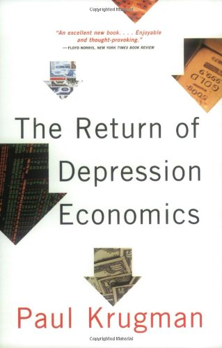 9780393320367: Return of Depression Economics (Open Market Edition)