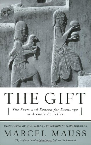 9780393320435: The Gift: The Form and Reason for Exchange in Archaic Societies