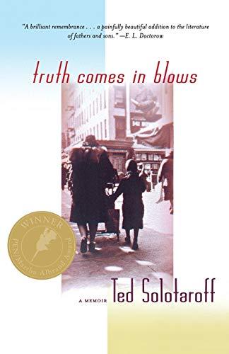 9780393320503: Truth Comes in Blows: A Memoir