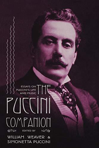 9780393320527: The Puccini Companion