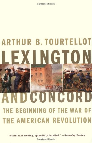 9780393320565: Lexington and Concord: The Beginning of the War of the American Revolution