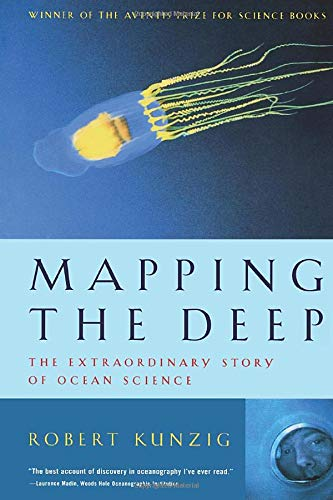 9780393320633: Mapping the Deep: The Extraordinary Story of Ocean Science