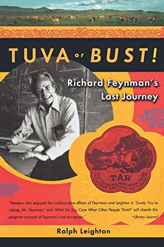 9780393320695: Tuva or Bust!: Richard Feynman's Last Journey