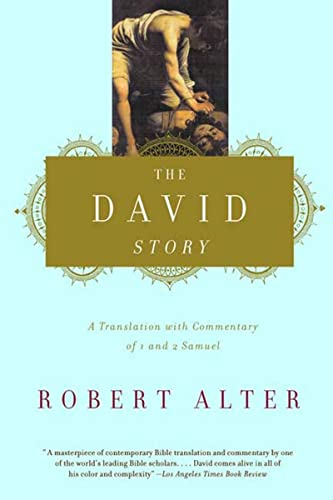 9780393320770: The David Story: A Translation with Commentary of 1 and 2 Samuel
