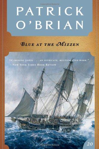 9780393321074: Blue at the Mizzen (Aubrey-Maturin (Paperback))