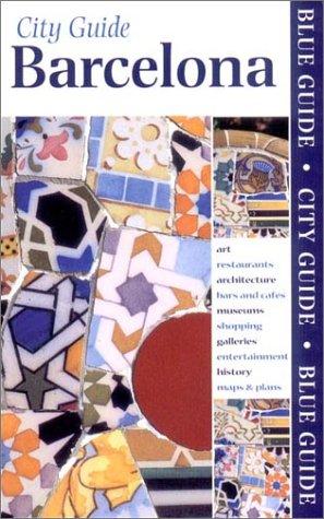 9780393321333: Blue Guide City Guide Barcelona (Blue Guide Barcelona)