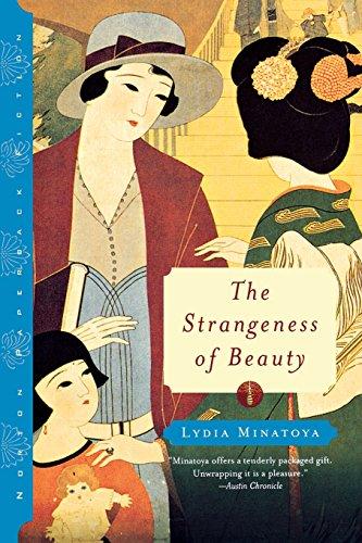 The Strangeness of Beauty: Lydia Yuri Minatoya