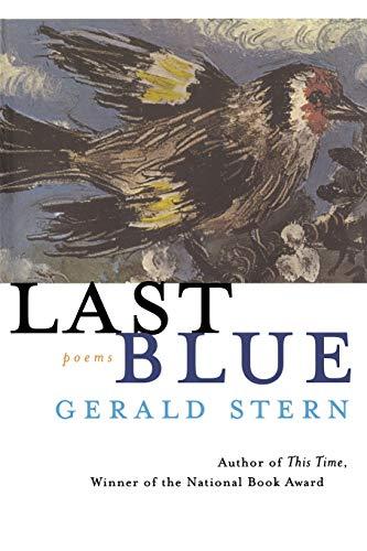 9780393321623: Last Blue: Poems