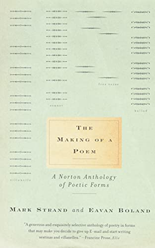 9780393321784: The Making of a Poem: A Norton Anthology of Poetic Forms