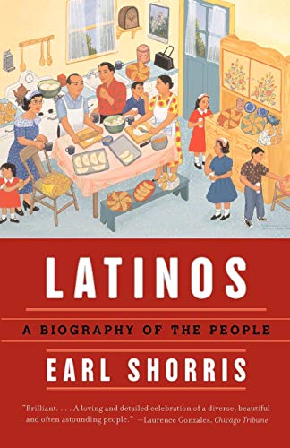 9780393321906: Latinos: A Biography of the People