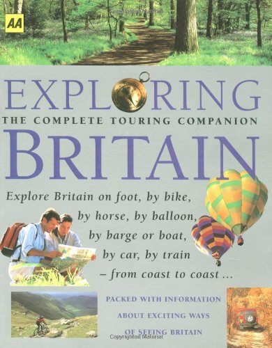 9780393321913: Exploring Britain (Aa Guides)