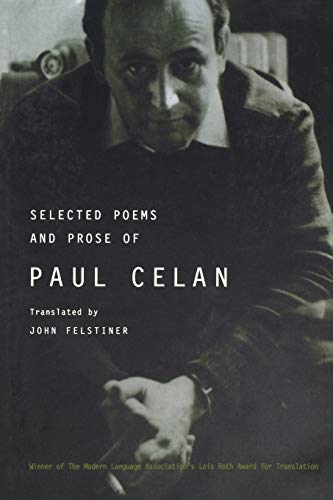 9780393322248: Selected Poems and Prose of Paul Celan