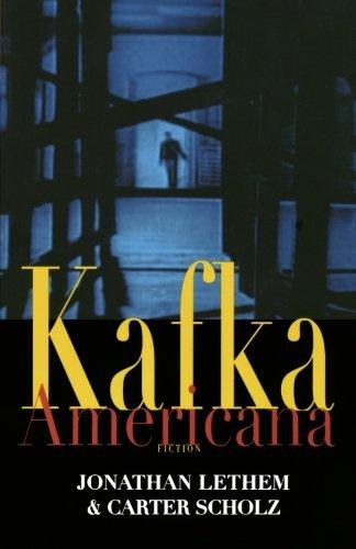 9780393322538: Kafka Americana: Fiction (Norton Paperback)