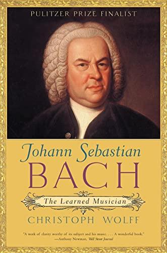9780393322569: Johann Sebastian Bach - The Learned Musician