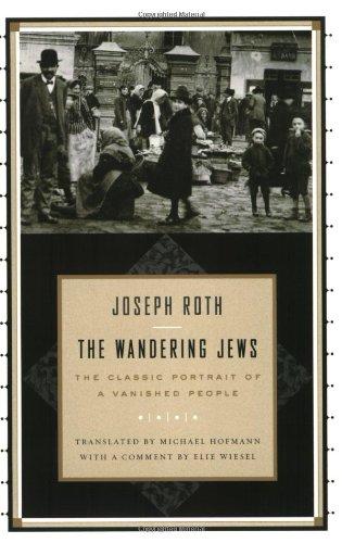 The Wandering Jews (Paperback): Joseph Roth