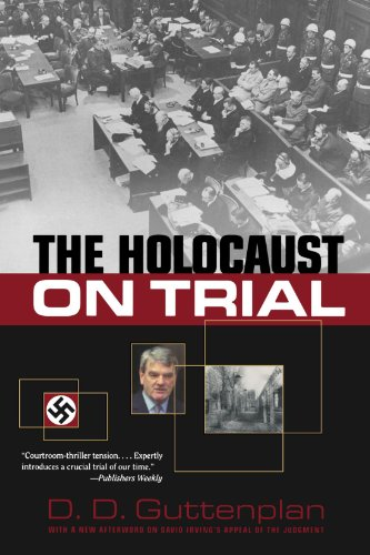 9780393322927: The Holocaust on Trial