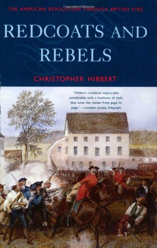 9780393322934: Redcoats and Rebels: The American Revolution Through British Eyes