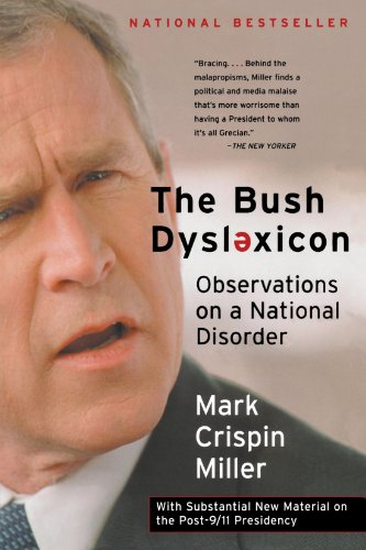 9780393322965: The Bush Dyslexicon: Observations on a National Disorder