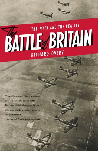 9780393322972: Battle of Britain, The: The Myth and the Reality