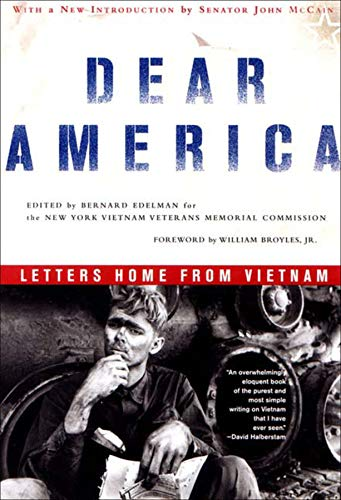 9780393323047: Dear America: Letters Home from Vietnam