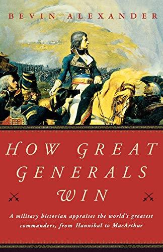 9780393323160: How Great Generals Win