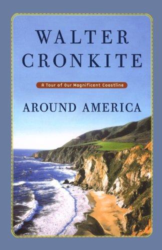 9780393323351: Around America: A Tour of Our Magnificent Coastline