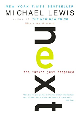 9780393323528: Next: The Future Just Happened