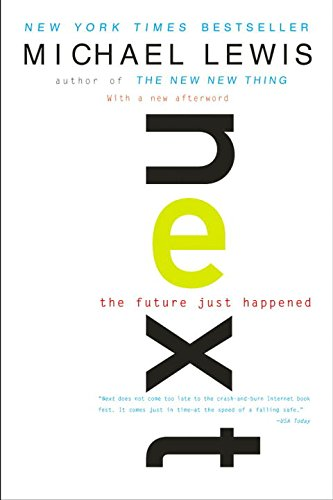 9780393323528: Next – The Future Just Happened