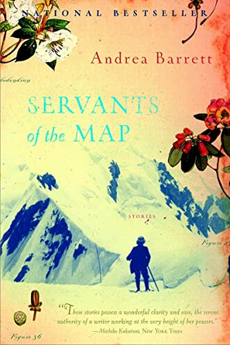 9780393323573: Servants of the Map: Stories