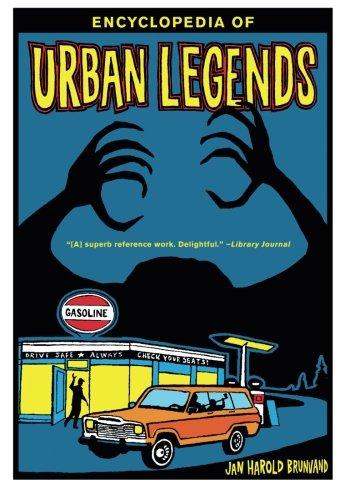 9780393323580: Encyclopedia of Urban Legends