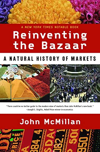 9780393323719: Reinventing the Bazaar: A Natural History of Markets