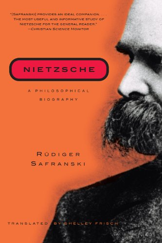 9780393323801: Nietzsche: A Philosophical Biography