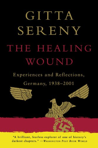 9780393323825: The Healing Wound: Experiences and Reflections, Germany, 1938-2001