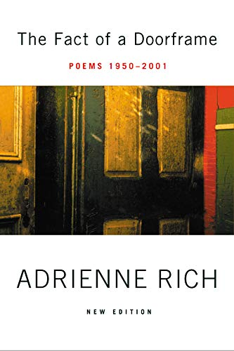 9780393323955: The Fact of a Doorframe: Selected Poems 1950-2001
