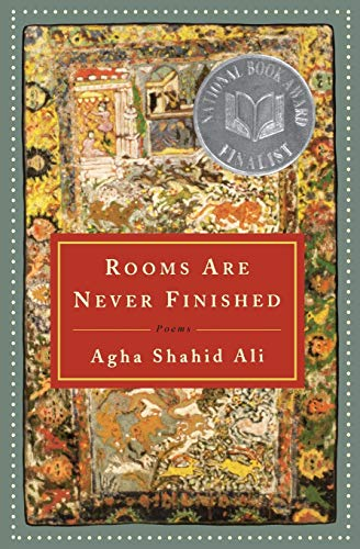 9780393324167: Rooms Are Never Finished: Poems