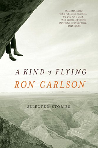 9780393324792: A Kind of Flying: Selected Stories