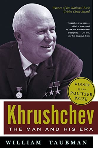 9780393324846: Khrushchev: The Man and His Era