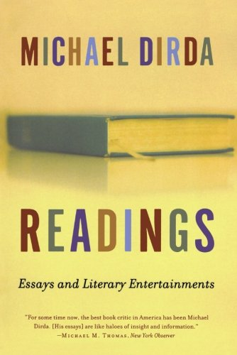 Readings; Essays and Literary Entertainments: Dirda, Michael
