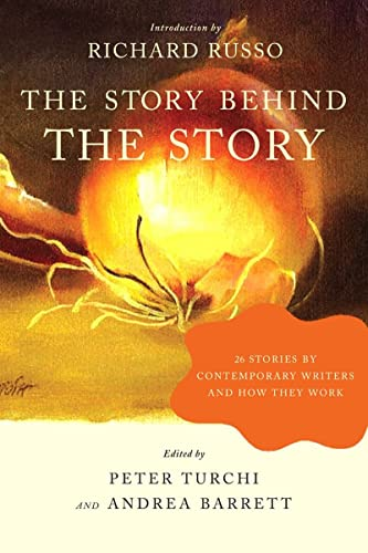 9780393325324: The Story Behind the Story: 26 Stories by Contemporary Writers and How They Work
