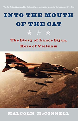 9780393325485: Into the Mouth of the Cat: The Story of Lance Sijan, Hero of Vietnam