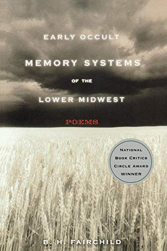 9780393325669: Early Occult Memory Systems of the Lower Midwest: Poems
