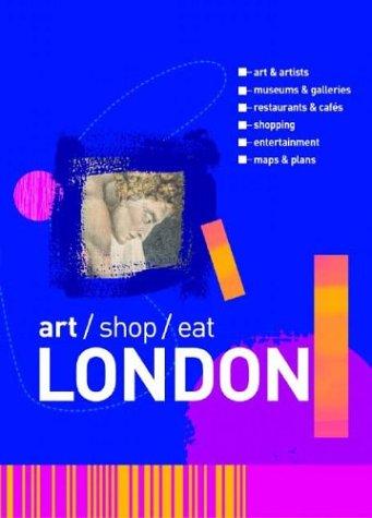 9780393325935: Art/Shop/Eat London