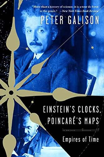 9780393326048: Einstein's Clocks, Poincare's Maps: Empires of Time
