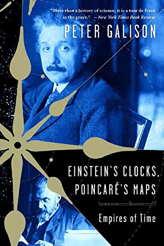 9780393326048: Einstein's Clocks and Poincare's Maps: Empires of Time